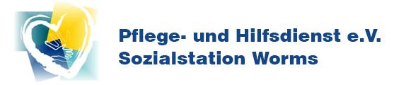 Sozialstation Worms - Pflege- und Hilfsdienst e. V.
